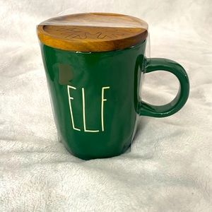 Elf Mug with topper